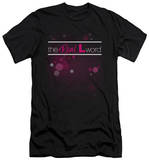The Real L Word - Flashy Logo (slim fit) T-Shirt