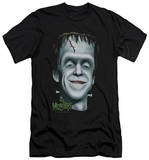 The Munsters - Herman's Head (slim fit) Shirts