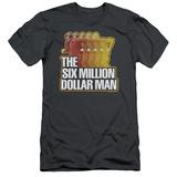The Six Million Dollar Man - Run Fast (slim fit) Shirts