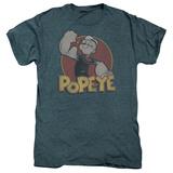 Popeye - Retro Ring (premium) T-Shirt