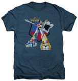 Voltron - Blazing Sword (premium) T-shirts
