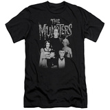 The Munsters - Family Portrait (slim fit) T-shirts