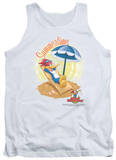 Tank Top: Woody Woodpecker - Summertime Tank Top