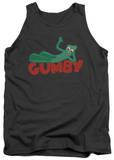 Tank Top: Gumby - On Logo Tank Top