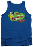 Tank Top: Mighty Mouse - Here I Come Tank Top