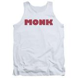 Tank Top: Monk - Logo Tank Top