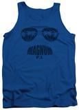 Tank Top: Magnum P.I. - Face It Tank Top