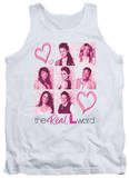 Tank Top: The Real L Word - Hearts Tank Top