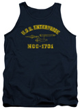 Tank Top: Star Trek - Enterprise Athletic Tank Top