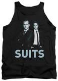 Tank Top: Suits - Partners Tank Top