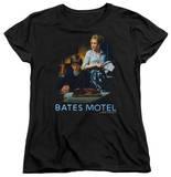 Womens: Bates Motel - Die Alone Shirt
