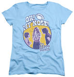 Womens: Brady Bunch - My Nose T-Shirt
