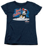 Womens: Chilly Willy - Just Chillin T-shirts