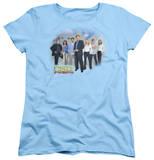 Womens: CSI - Miami Cast T-shirts