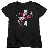 Womens: Batman - Harley And Joker T-Shirt
