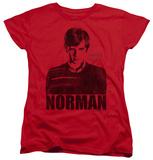 Womens: Bates Motel - Norman Shirts