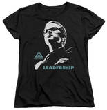 Womens: Eureka - Leadership Poster T-Shirt