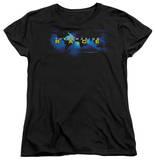 Womens: Amazing Race - Faded Globe Shirts