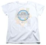 Womens: Amazing Race - The Race T-shirts