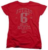 Womens: Beverly Hillbillies - Mr 6th Grade Grad T-Shirt