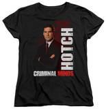 Womens: Criminal Minds - Hotch T-shirts