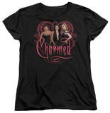 Womens: Charmed - Charmed Girls T-shirts