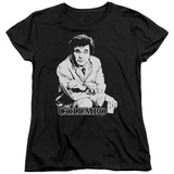 Womens: Columbo - Title T-shirts