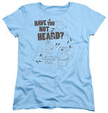 Womens: Family Guy - Not Heart T-shirts