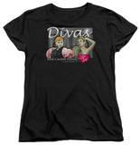 Womens: I Love Lucy - Divas Shirts