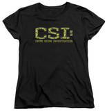 Womens: CSI - Collage Logo Shirts