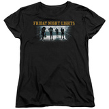 Womens: Friday Night Lights - Game Time T-shirts