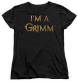 Womens: Grimm - I'm A Grimm Shirts