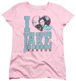 Womens: Melrose Place - I Heart Jake Hanson T-shirts