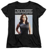 Womens: Law & Order: SVU - Behind Closed Doors T-shirts