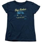 Womens: Dexter - Moonlight Fishing T-shirts