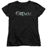 Womens: Grimm - Bloody Logo T-shirts
