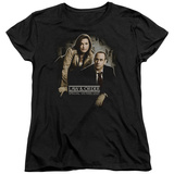 Womens: Law & Order: SVU - Helping Victims T-Shirt