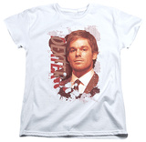 Womens: Dexter - Splatter T-Shirt