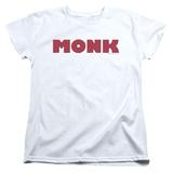 Womens: Monk - Logo T-Shirt