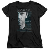 Womens: House - Houseisms T-Shirt