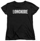 Womens: Longmire - Logo T-shirts