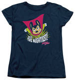 Womens: Mighty Mouse - The Mightiest Shirts