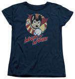 Womens: Mighty Mouse - The One The Only T-Shirt