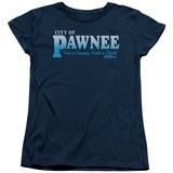 Womens: Parks & Recreation - Pawnee T-Shirt