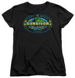 Womens: Survivor - All Stars Shirt