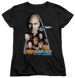 Womens: Star Trek - The Next Generation Shirt