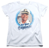 Womens: Love Boat - I'm Your Captain T-shirts