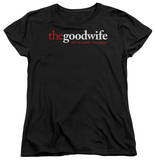 Womens: The Good Wife - Logo T-shirts