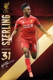 Liverpool Sterling 14/15 Plakater