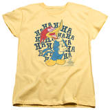 Womens: Woody Woodpecker - Laugh It Up Shirts